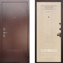 дверь входная ламинированная эконом